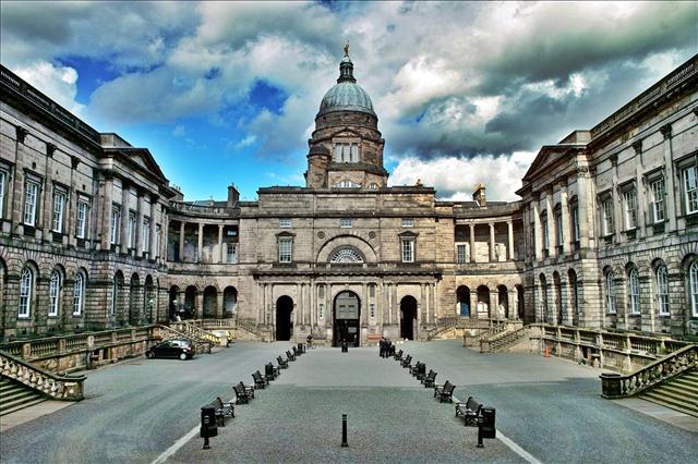 İngiltere - İskoçya Turu Edinburgh, İskoçya