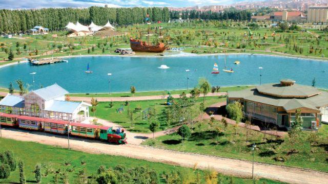 Otobüs ile Eskişehir Turu Eskişehir
