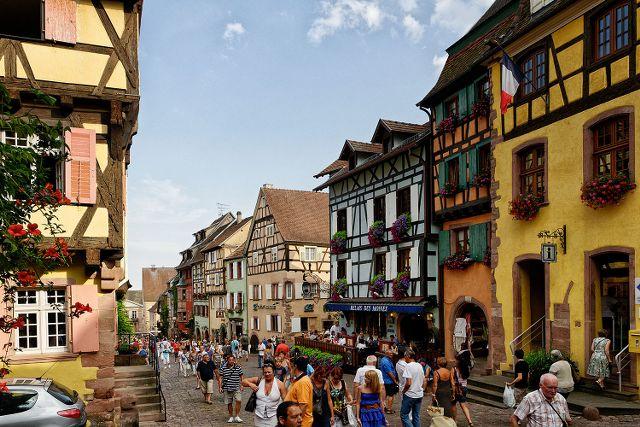 Alsace Turu Freiburg, Almanya