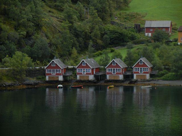 İskandinavya - Fiyordlar Turu Flam, Norveç