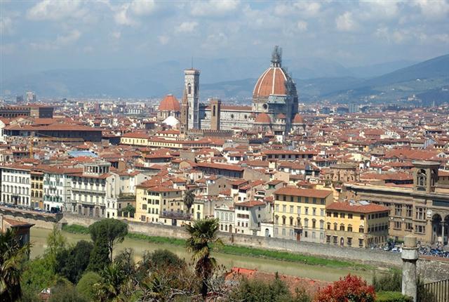 İspanya - Fransa - İtalya Turu Floransa