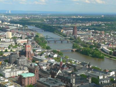 Almanya - Romantik Yol Turu Frankfurt