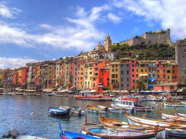 İspanya - Fransa - İtalya Turu Cenova
