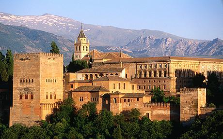 Portekiz - Endülüs Turu Granada