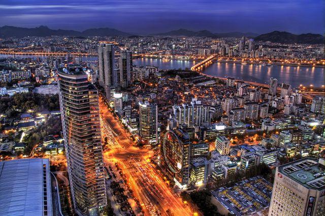 Kore & Japonya Turu Seul