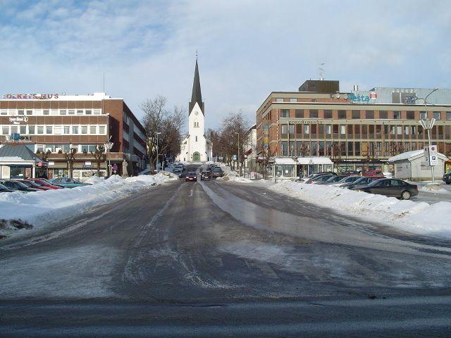 İskandinavya - Fiyordlar Turu Hamar, Norveç