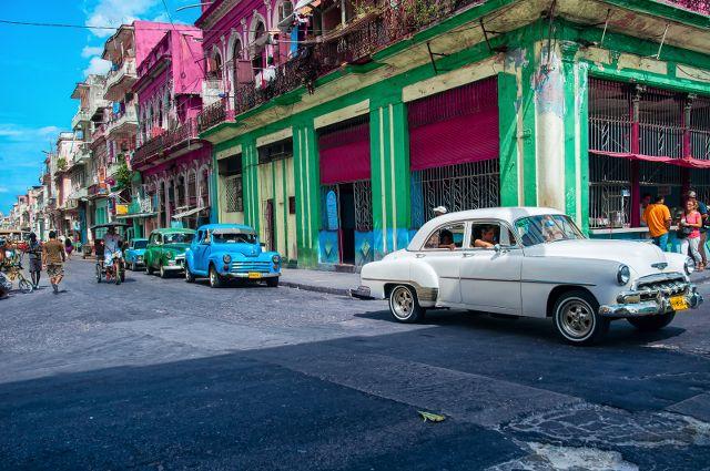 Havana & Panama Turu Havana, Küba