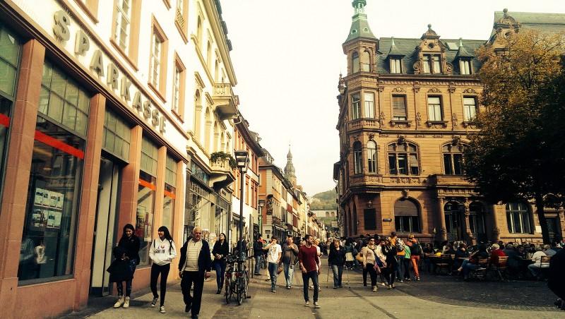 Muhteşem Avrupa - Prag & Romantik Yol & Alsace & Paris Turu Heidelberg