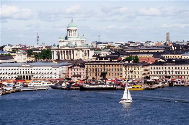 İskandinavya - Fiyordlar Turu Helsinki, Finlandiya