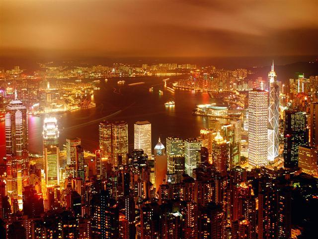 Japonya - Hong Kong - Phuket Turu Hong Kong