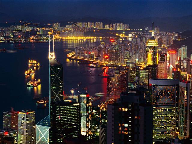 Kuala Lumpur - Bangkok - Hong Kong - Singapur Turu Hong Kong