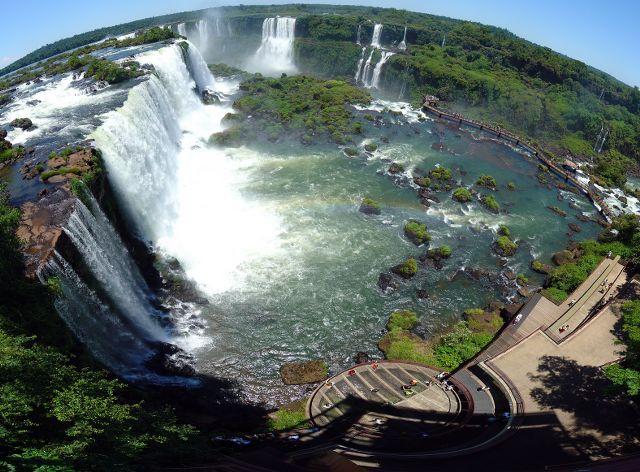 Arjantin & Brezilya Turu Iguazu, Arjantin