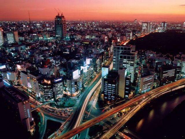 Japonya - Hong Kong - Phuket Turu Tokyo