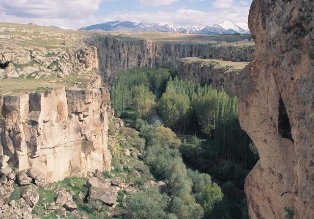 Uçaklı Kapadokya Kültür Turu Kapadokya