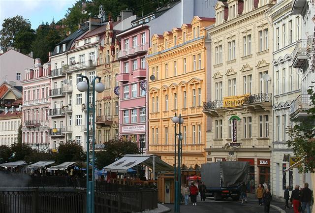 Budapeşte - Viyana - Prag Turu Karlovy Vary