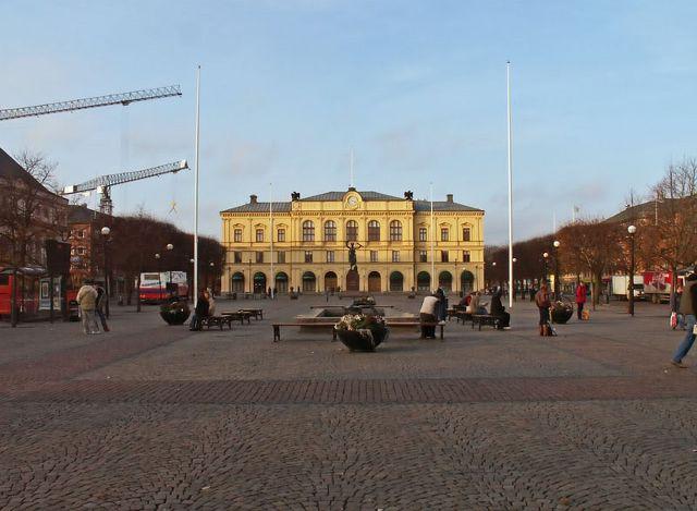 İskandinavya Turu Karlstad, İsveç