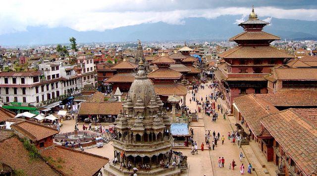 Hindistan & Nepal Turu Katmandu