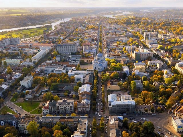 5 Ülke 7 Şehir Turu Kaunas