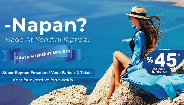 Kıbrıs Erken Rezervasyon Otelleri