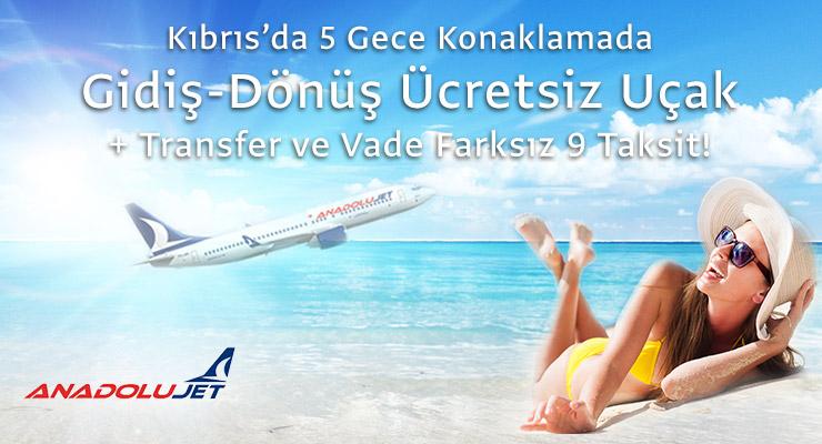 Kıbrıs Ücretsiz Uçak