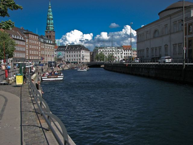 İskandinavya - Fiyordlar Turu Kopenhag, Danimarka