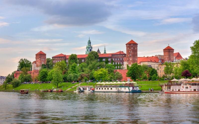 5 Ülke 7 Şehir Turu Krakow