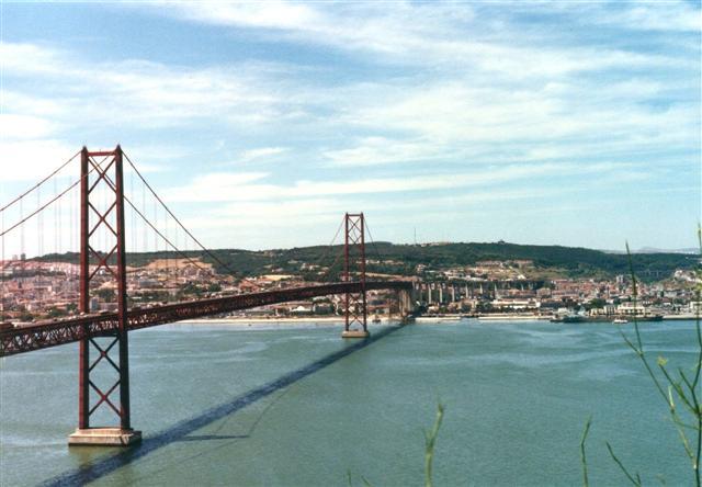 Portekiz - Endülüs Turu Lizbon, Portekiz