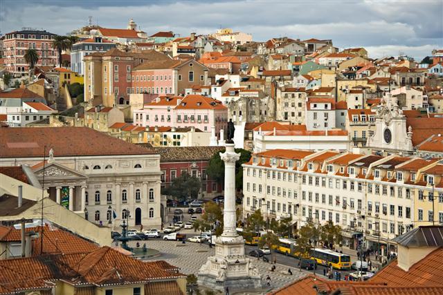 Kuzey İspanya - Portekiz Turu Lizbon, Portekiz