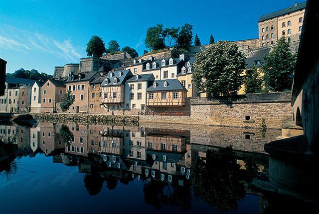 Benelux - Paris - Romantik Almanya Turu Lüksemburg