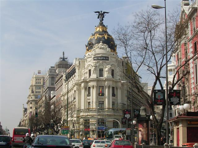Barcelona - Madrid - Valencia Turu Madrid