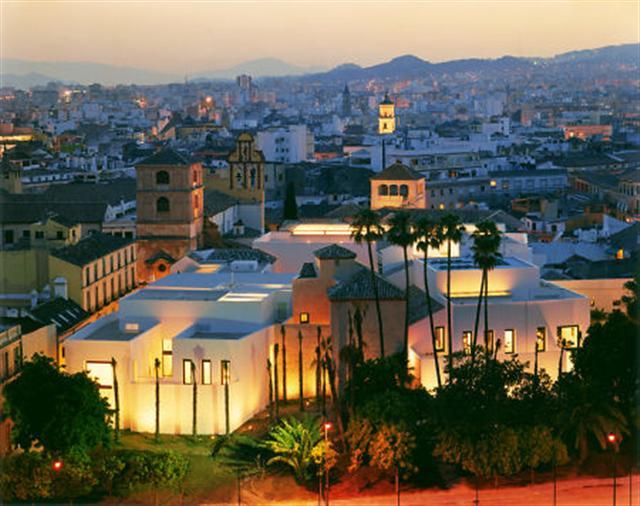MSC Sinfonia ile Kanarya Adaları Turu Malaga, İspanya