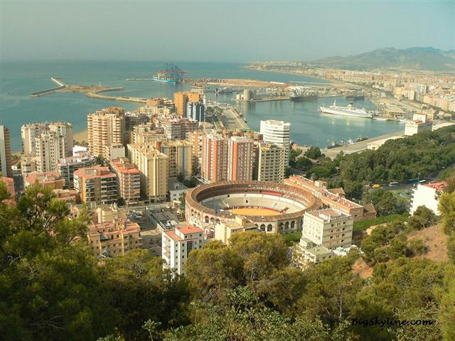 Portekiz - Endülüs Turu Malaga, İspanya