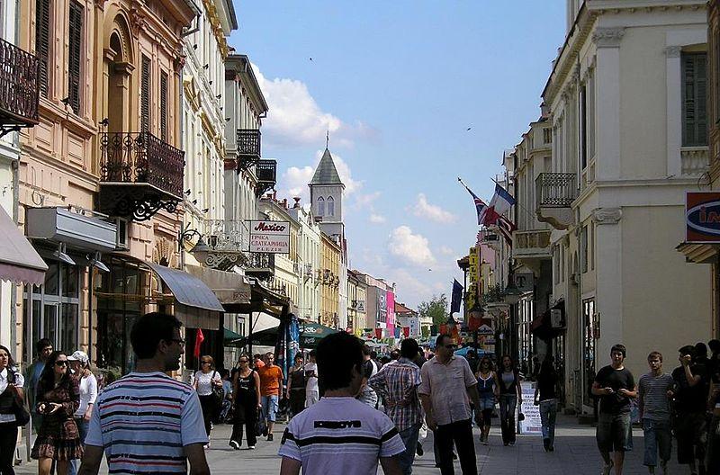 Büyük Balkanlar Turu Manastır