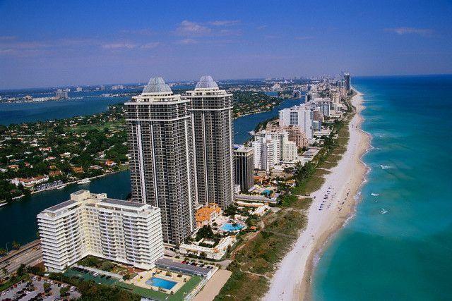 Doğu Amerika Turu Miami, Amerika