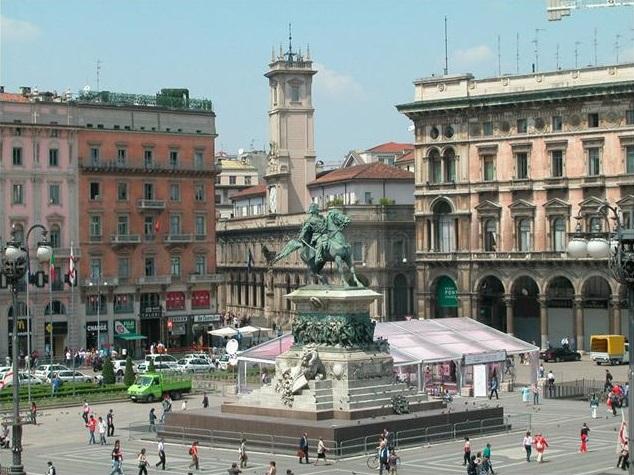 Milano - Klasik İtalya Turu Milano