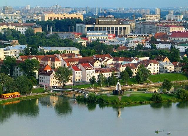 Büyük Rusya Turu Minsk, Rusya