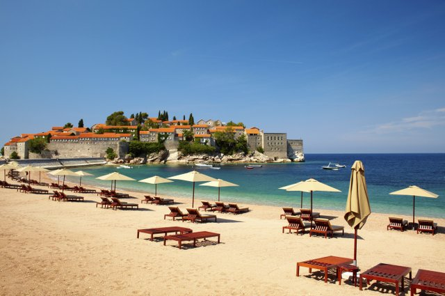 Montenegro (Budva) Turu  Montenegro, Karadağ