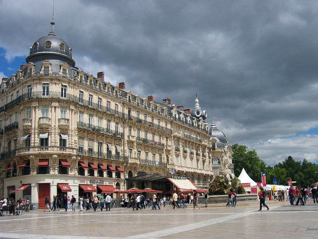 "İspanya & Fransa Turu ""Gurme ve Şatolar"" Montpellier, Fransa"