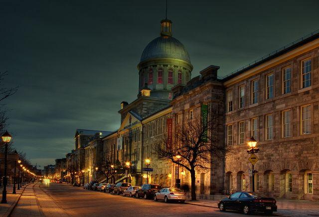 Kanada Turu Montreal