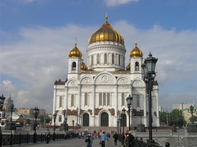 Büyük Rusya Turu Moskova