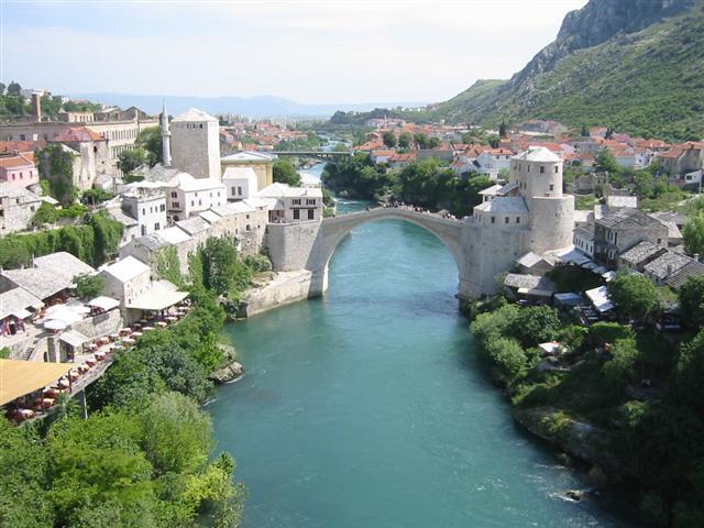 Büyük Balkanlar Turu Mostar