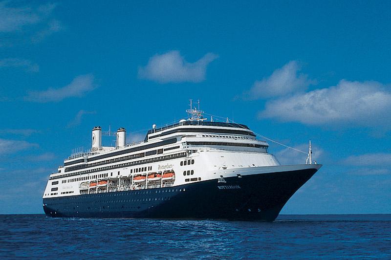 Holland America Rotterdam ile Norveç Fiyordları Turu MS Rotterdam Gemisi