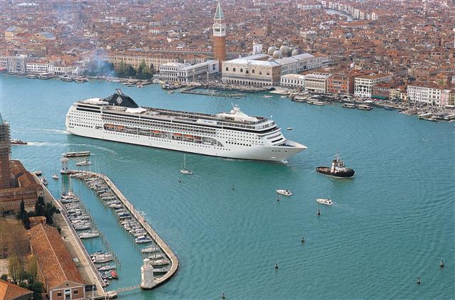 MSC Opera ile Karadeniz & Ege & Adriyatik Turu MSC Opera Gemisi