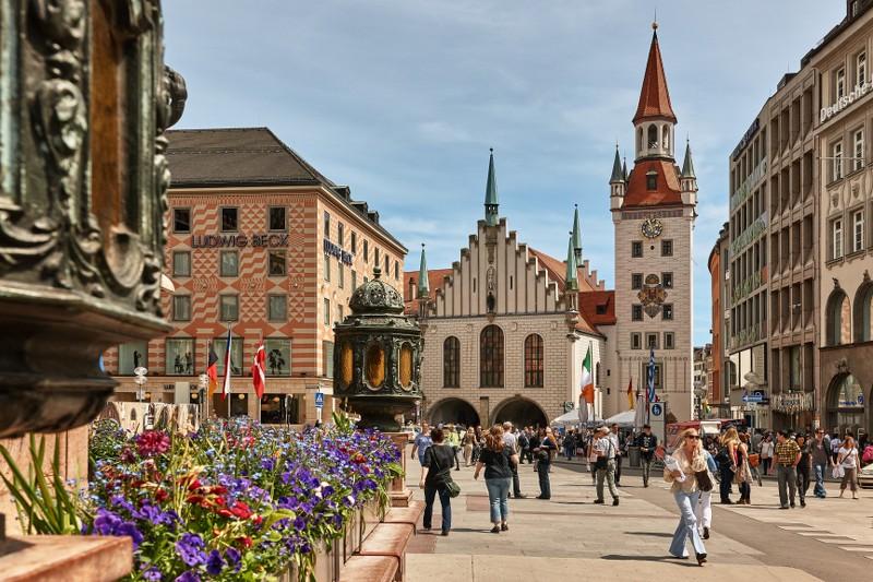 Romantik Avrupa Turu Münih