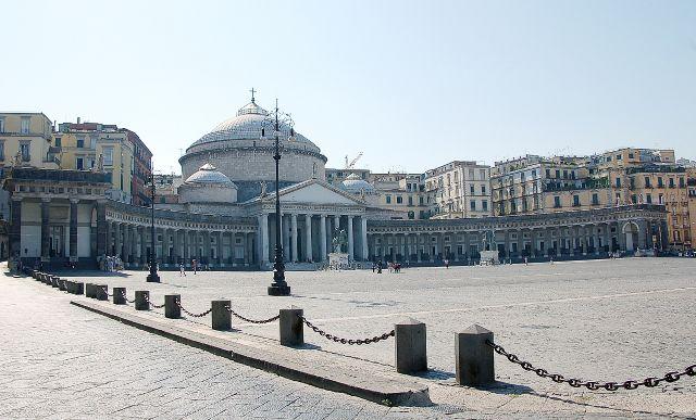 Roma - Floransa Turu Napoli, İtalya