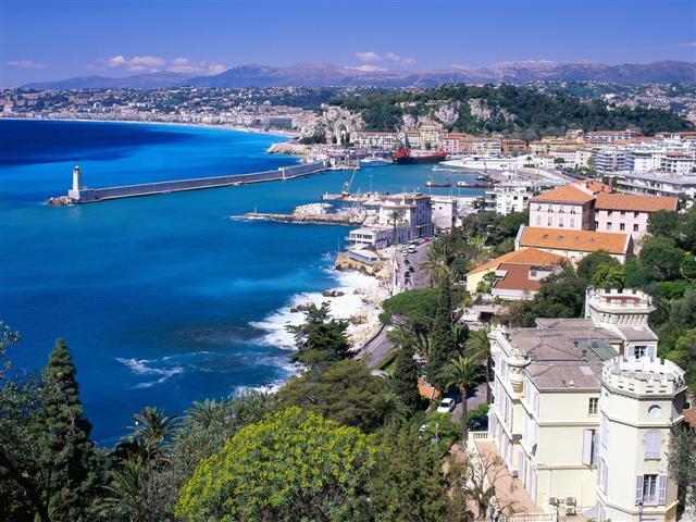 İspanya - Fransa - İtalya Turu Nice, Fransa