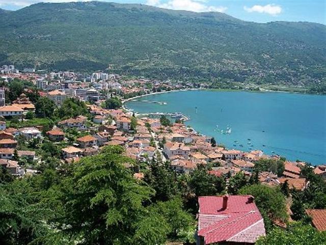 Büyük Balkanlar Turu Ohri