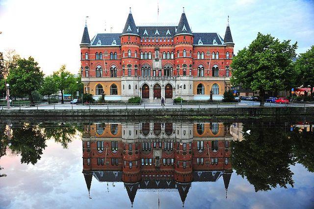 İskandinavya - Fiyordlar Turu Örebro, İsveç