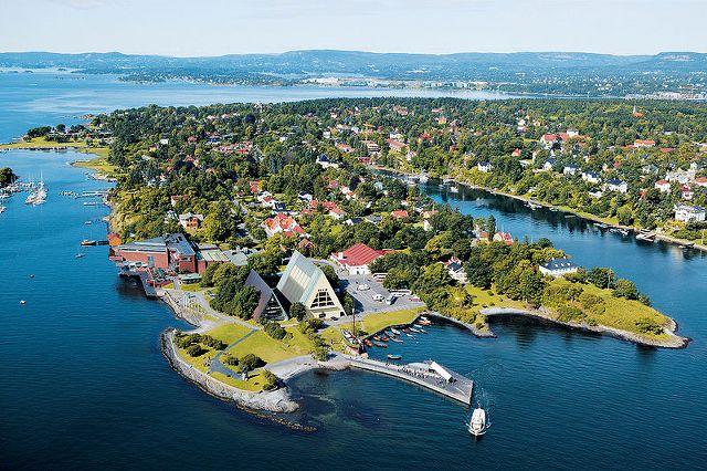 İskandinavya Turu Oslo, Norveç