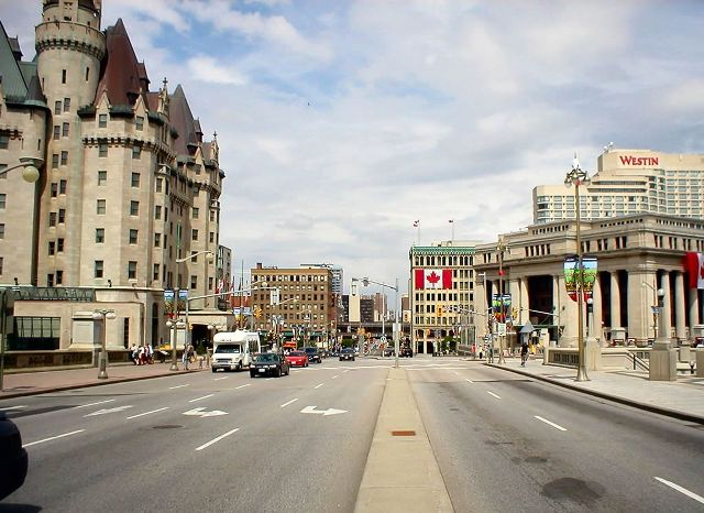 Kanada Turu Ottawa